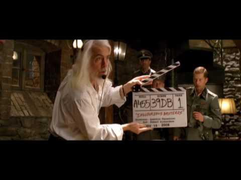 Inglourious Basterds Camera Angel Clapper