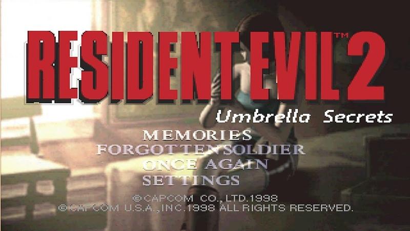 Resident Evil 2 - Jill RE3 C Scenario Hardcore Randomizer RE3 Enemies [ PS1 MOD ]