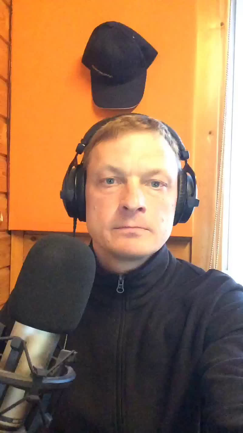 Admin live stream on VK.com