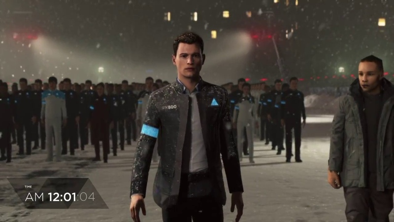Detroit Become Human - Connors Applause (GMV)