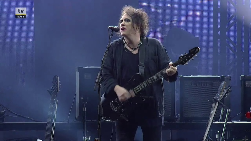The Cure Roskilde Festival 6 juli 2019