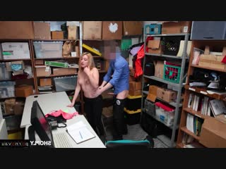 Alexa raye [ blondes & in the office & rape / rider, robber, cumshot in mouth]