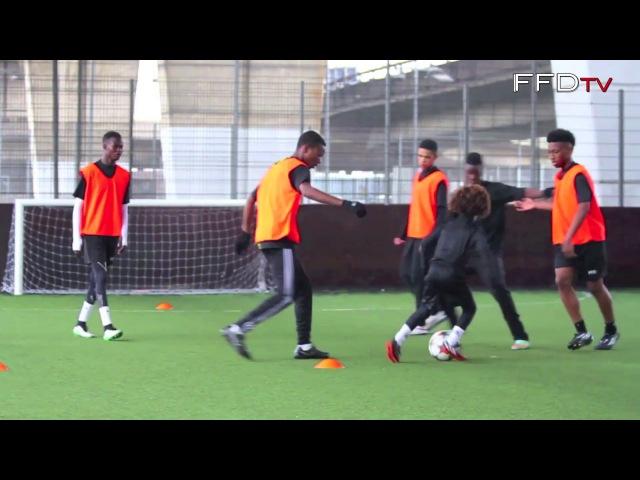 10 Year Old Chelsea FC Baller Denim Nnamudi Skills, Goals Nutmegs Compilation