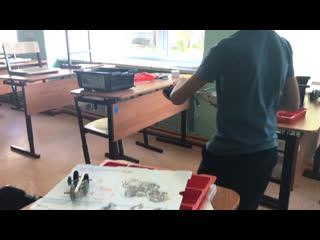 УРОК 4. Импровизация на базе EV3