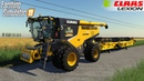 Farming Simulator 19 CLAAS LEXION 780 US Wheat Harvest