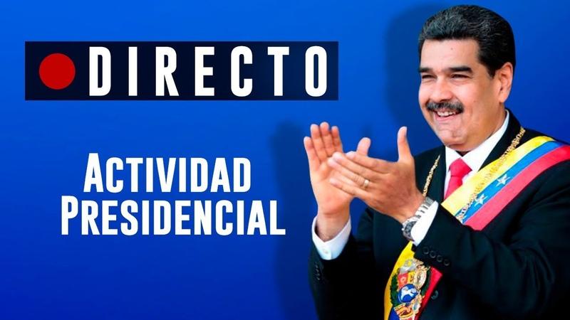 Nicolás Maduro Declaración a la Prensa