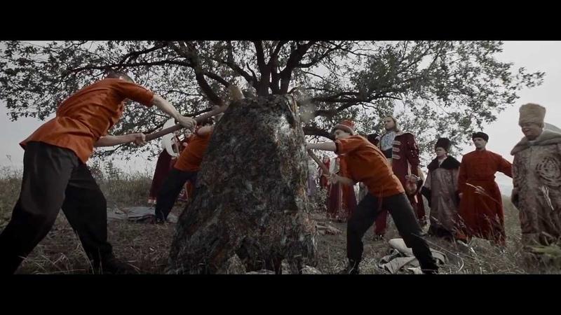 Волжский нар хор Легенды седых Жигулей Volga River State Choir Legends of Gray haired Zhiguli