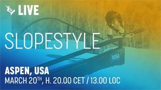 World Cup   Slopestyle   Aspen (USA)    FIS Snowboard