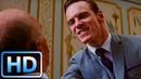 Магнето вырывает пломбу / Сцена в банке / Люди Икс: Первый класс (2011)