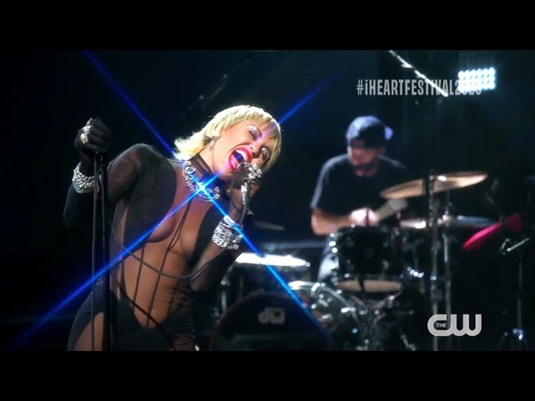 Miley Cyrus Heart of Glass Blondie Cover Live at the iHeartRadio Music Festival 2020