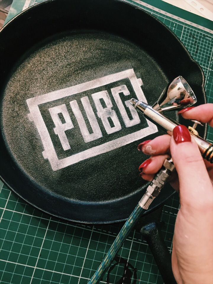 Сковорода в PUBG
