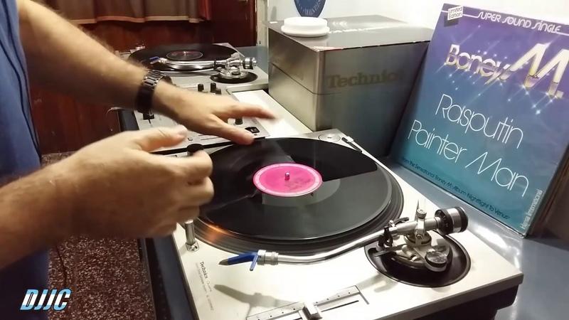 MUSICA DISCO 70 80s COMPILADO con VINILOS by Juan Carlos Mattera