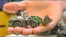 INCREDIBLE! RC Trucks, Excavators and more in micro scale!