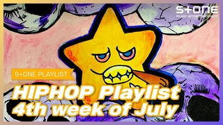 [Stone Music PLAYLIST] HipHop Playlist - 4th week of July|ZENE THE ZILLA, BLNK, 릴러말즈, Panda Gomm