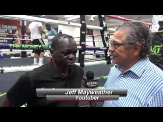 Бойцы Mayweather Promotions дают прогноз на бой Ковалев -- Ярд