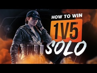 How to Win Any CLUTCH in Rainbow Six Siege