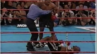 1999-10-23 Orlin Norris - Mike Tyson