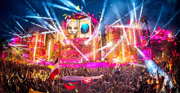 Радиостания Capital FM Moscow - официальным медиапартнер фестиваля Tomorrowland - Новости радио OnAir.ru