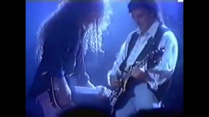 HARDLINE FEATURING NEAL SCHON 1992 ~ CAN'T FIND MY WAY