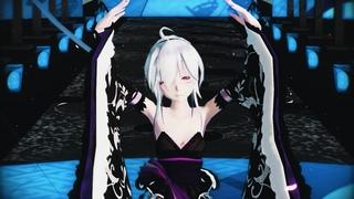 [MMD] Haku [トキヲ・ファンカ / Tokio Funka (Токио Фанка)] [4K]