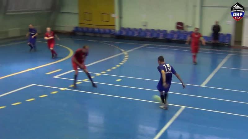 Обзор матча ФК Сепар 2 МФК Магистрал 4 8 Кубок Освобождения 2020 1 16