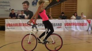 Amazing Skills    --   Nicole Frýbortová