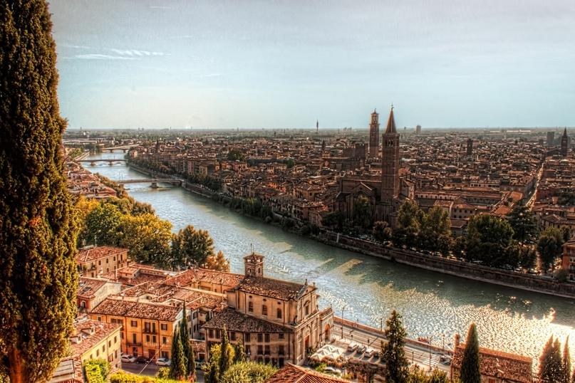 Обзор курорта Верона (Италия), изображение №3