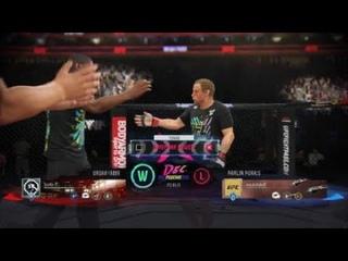 VBL 41 Bantamweight Marlon Moraes vs Urijah Faber