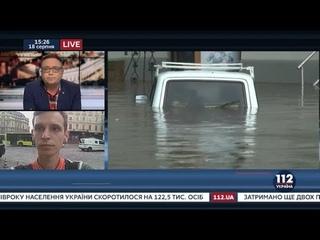 Потоп во Львове: Как город приходит в себя после мощного ливня