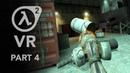 Half Life 2 VR Part 4 Gravity Gun