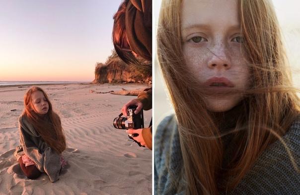 Работа фотографа и её результат на одной картинке. Осталось найти работу фотографа, который снимал