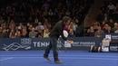 Ben Stiller OWNED by a young girl in tennis (BNP Paribas Showdown 2013)