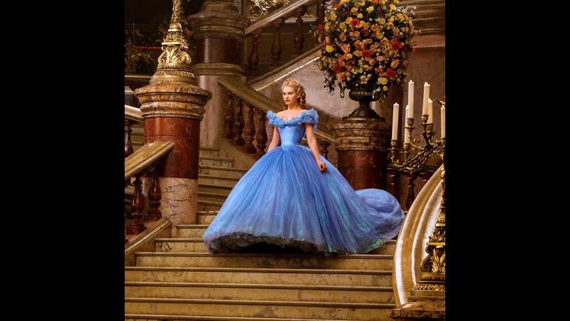 Золушка 2015 Прибытие на королевский бал