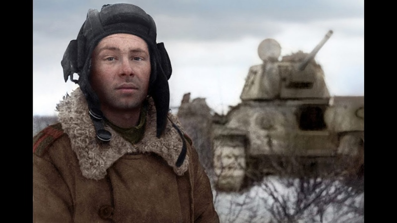 31 Amazing Colorized Portraits of Russian Soldiers During World War 2
