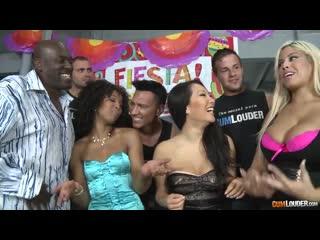 Asa Akira Bridgette B Emy Reyes  (Porn Anal Sex Fuck Ass lick Milf Group GangBang Порно Gonzo Секс Оргия Анал xxx)